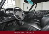 Porsche Turbo 930 Interieur