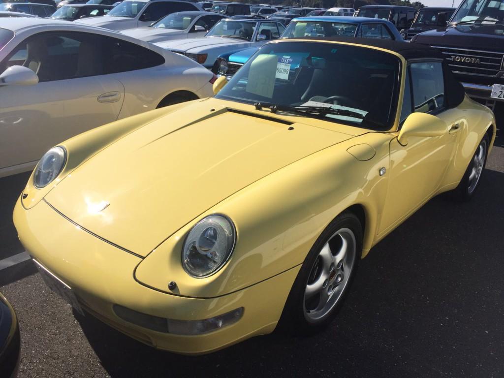 Porsche_993_Cabriolet_Vorne